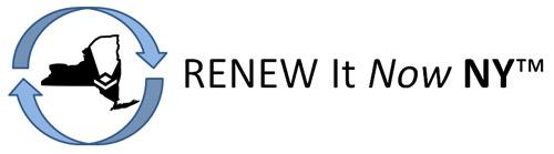 RENEW It Now NY logo